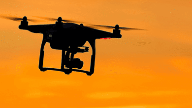 Photo of WATCH: Drones survey major projects